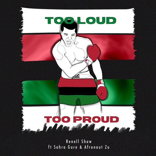 Renell Shaw - Too Loud Too Proud