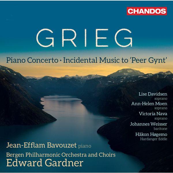 Edward Gardner - Grieg : Peer Gynt, Op. 23 - Piano Concerto