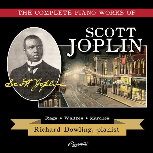 Scott Joplin - The Complete Piano Works of Scott Joplin