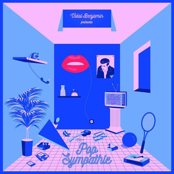 Various Artists - Pop sympathie (Vidal Benjamin présente)