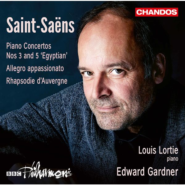 Louis Lortie - Saint-Saëns: Piano Concertos Nos. 3, 5 & Other Works