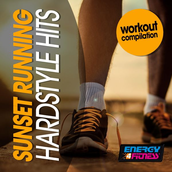 Various Artists - Sunset Running Hardstyle Hits Workout Compilation
