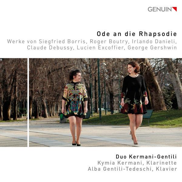 Duo Kermani-Gentili - Ode an die Rhapsodie