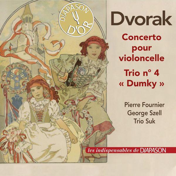 "Pierre Fournier - Dvorák: Concerto pour violoncelle No. 2, Trio ""Dumky"""