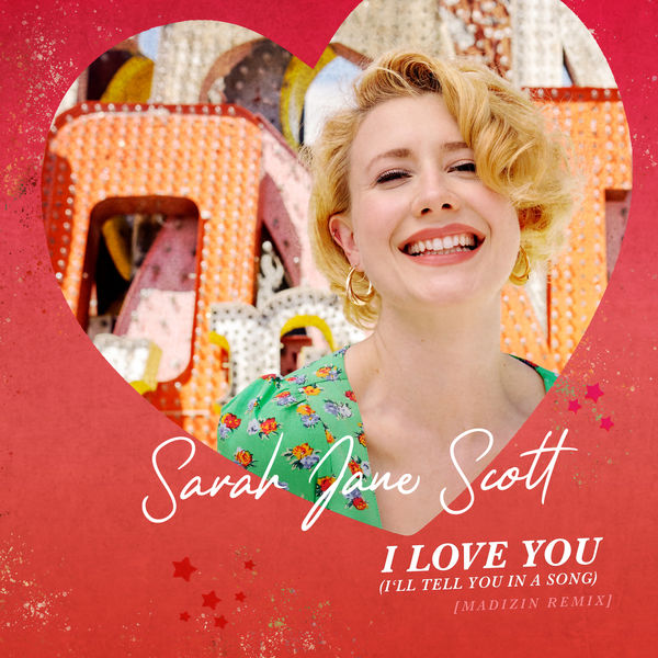 Sarah Jane Scott - I Love You (I'll Tell You In A Song)
