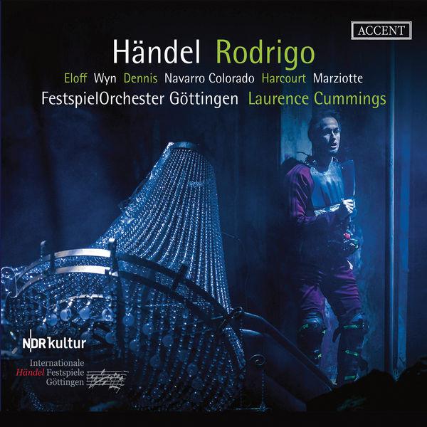 FestspielOrchester Göttingen - Handel: Rodrigo, HWV 5 (Live)