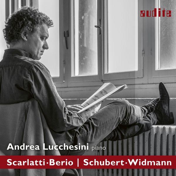 Andrea Lucchesini - Dialogues (Scarlatti & Berio / Schubert & Widmann)