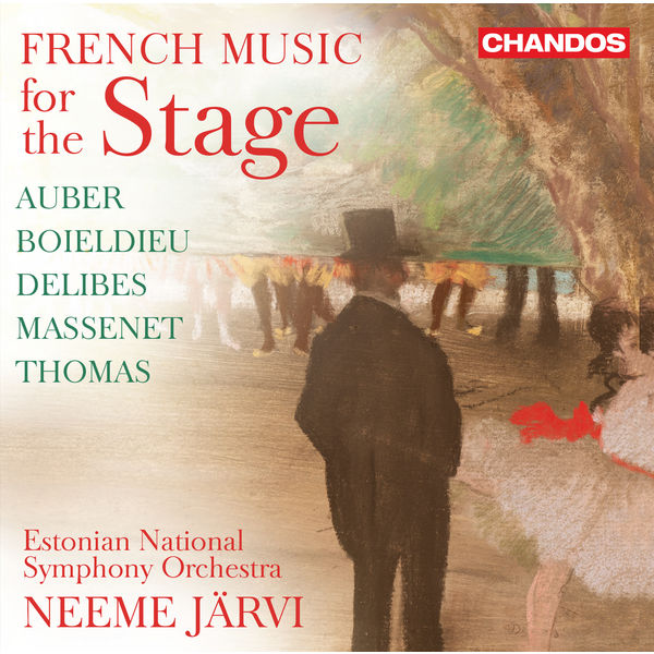 Estonian National Symphony Orchestra French Music for the Stage