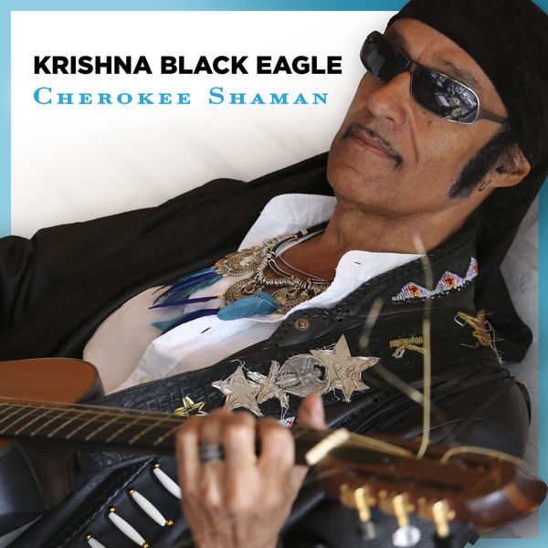 Krishna Black Eagle - Cherokee Shaman