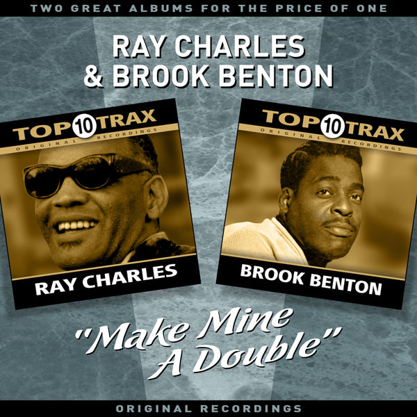 "Ray Charles - ""Make Mine A Double"" Vol' 2 - Two Great Albums For The Price Of One"