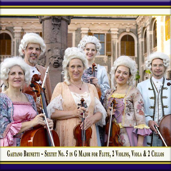 Quantz Collegium - Brunetti: Sextet in G Major, Op. 1 No. 5 (Live)