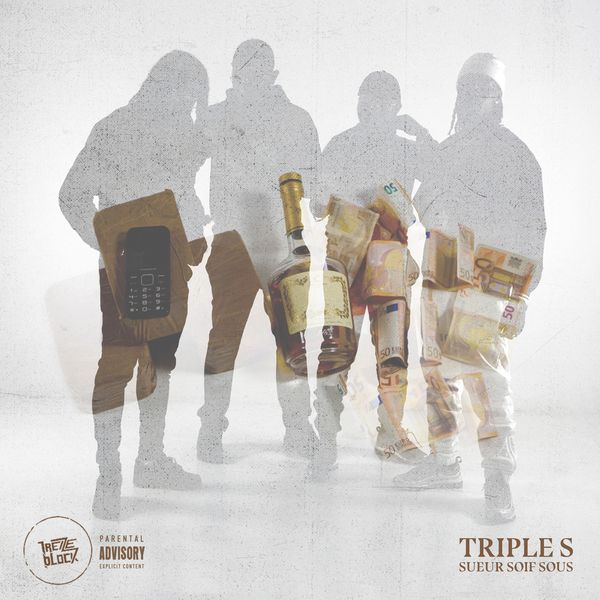 Album Triple S By 13 Block