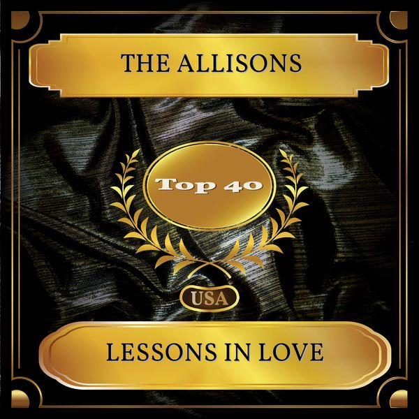 The Allisons - Lessons In Love