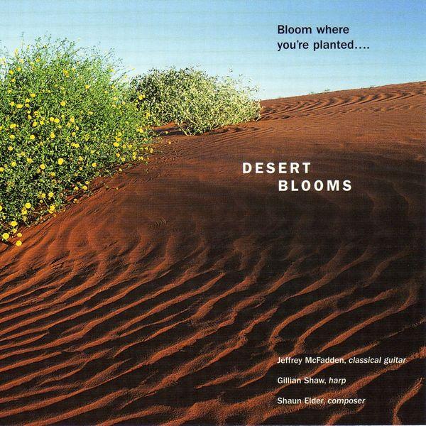 Jeffrey Mcfadden - Desert Blooms