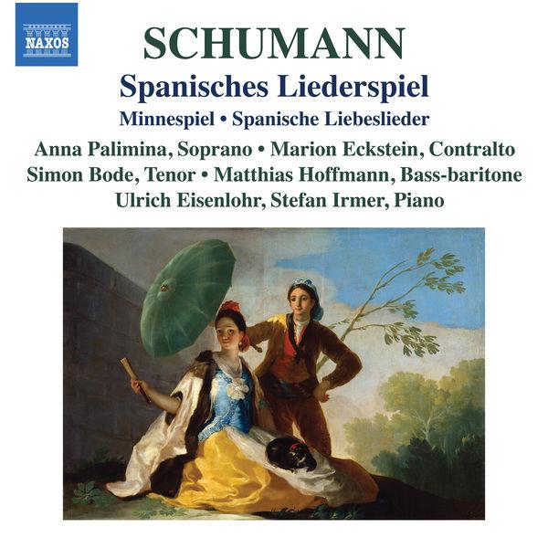 Anna Palimina - R. Schumann: Spanisches Liederspiel