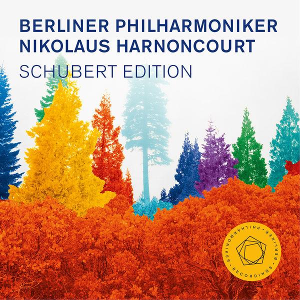 Berliner Philharmoniker - Schubert: Symphonies 1-8, Late Masses & Alfonso und Estrella