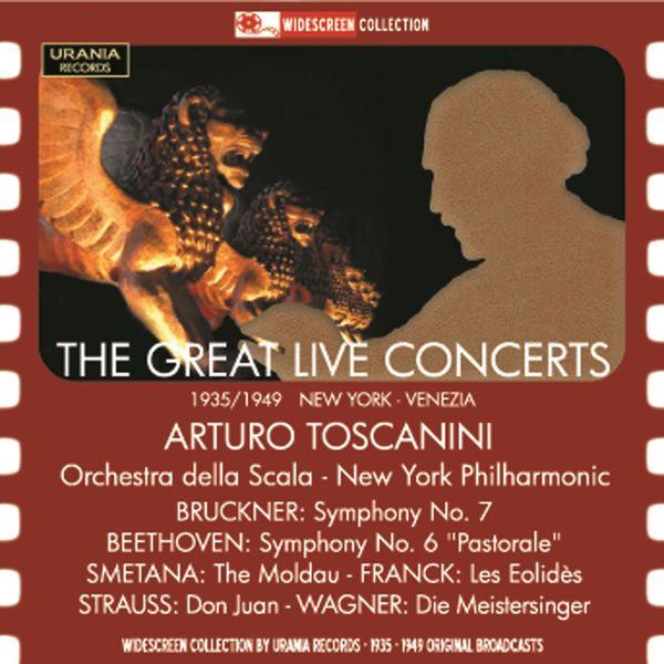Orchestra del Teatro della Scala di Milano - The Great Live Concerts (Live)
