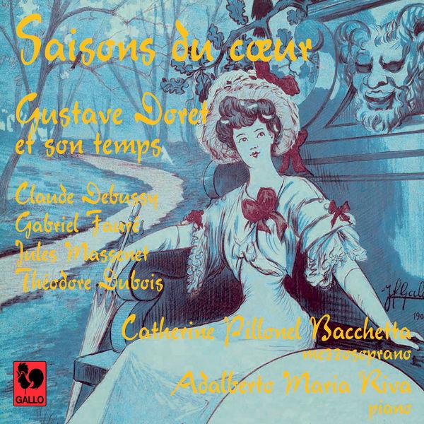 Catherine Pillonel Bacchetta - Saisons du cœur, Gustave Doret et son temps