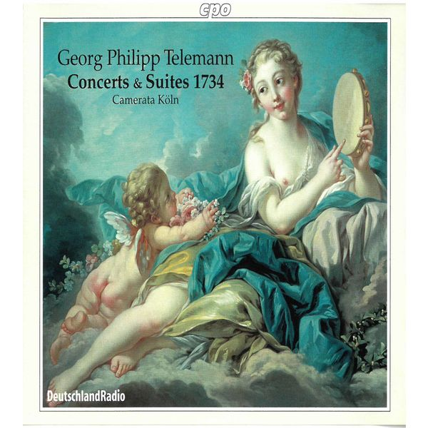 Camerata Köln - Telemann: Concerts & Suites
