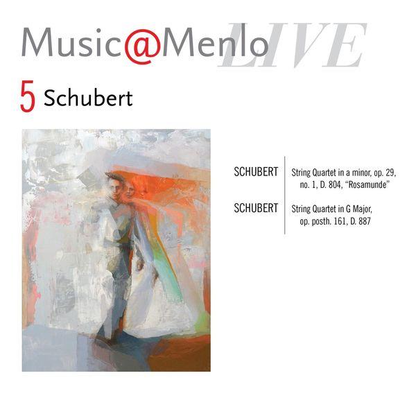 Escher String Quartet - Music@Menlo LIVE, Schubert, Vol. 5