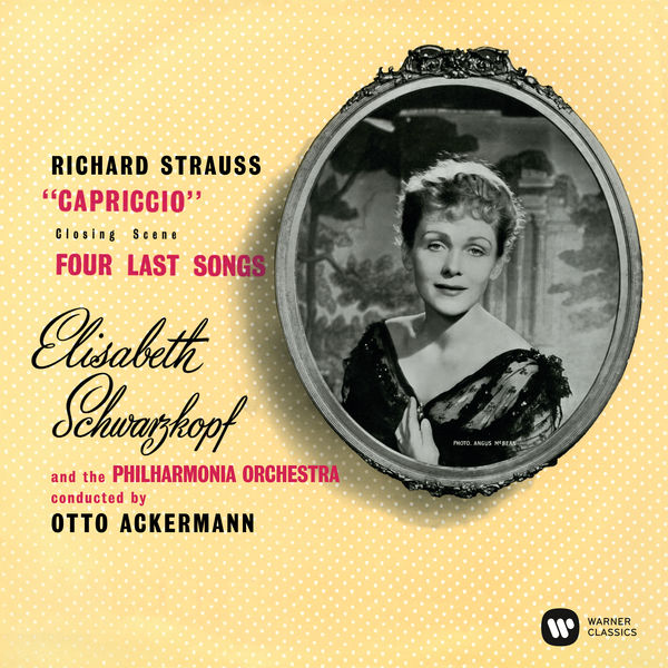 "Elisabeth Schwarzkopf - Strauss: Closing Scene from ""Capriccio"" & Four Last Songs"