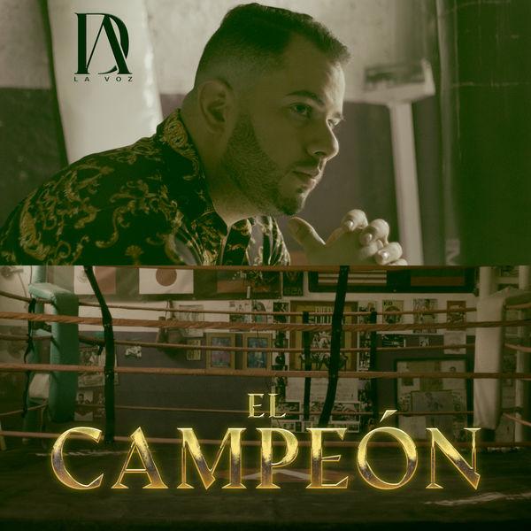 Diego A La Voz - El Campeón