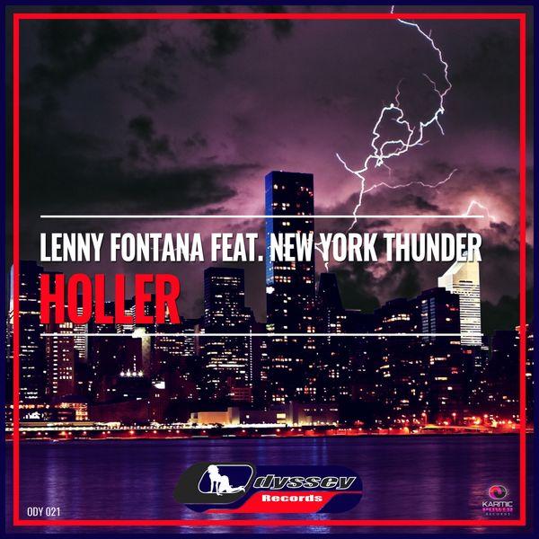 Lenny Fontana - Holler (feat. New York Thunder)