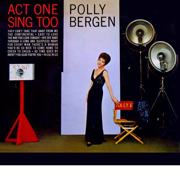 Polly Bergen - Act One Sing Too