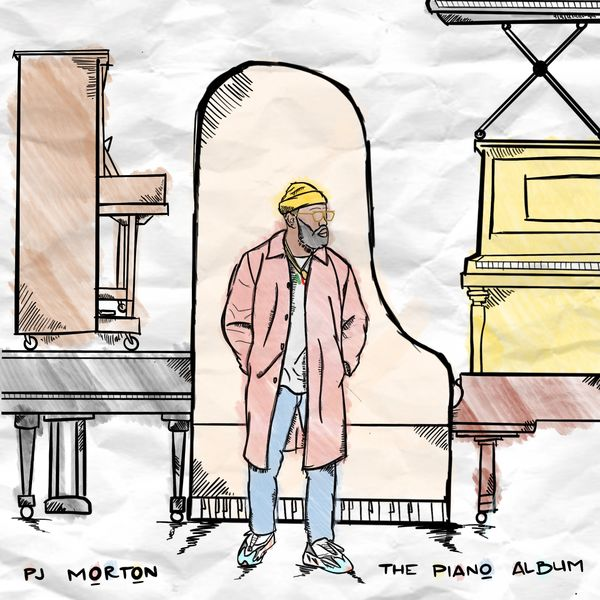 PJ Morton - The Piano Album