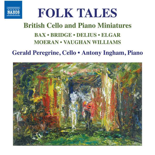 Gerald Peregrine - Folk Tales