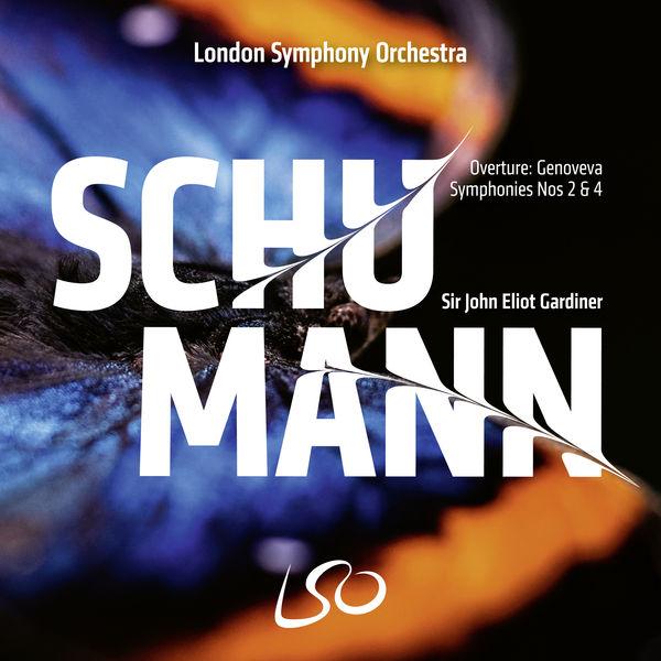 John Eliot Gardiner - Schumann : Symphonies 2 & 4 - Genoveva (Overture)