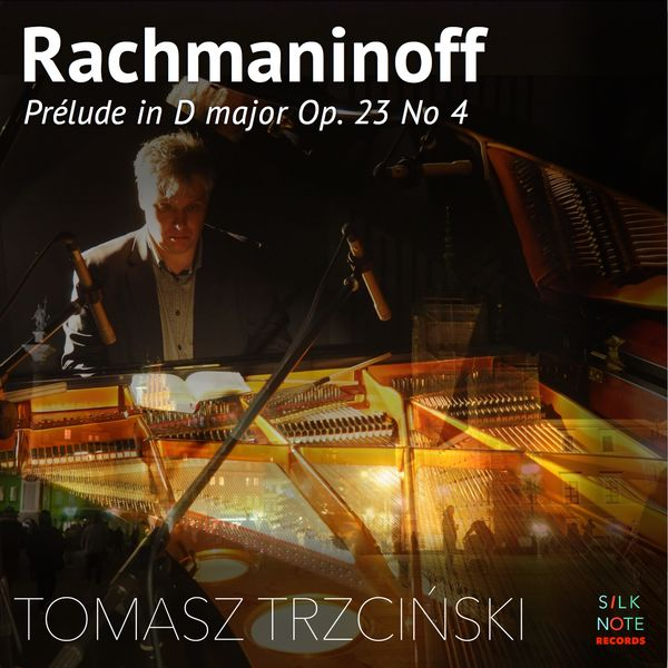 Tomasz Trzcinski - 10 Preludes, Op. 23: No. 4 in D Major, Andante cantabile