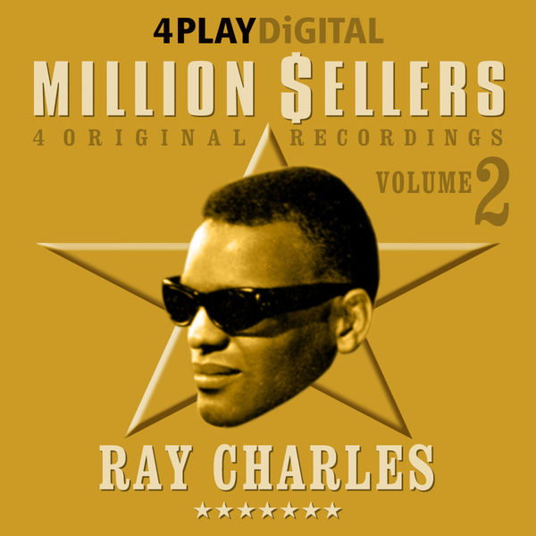 Ray Charles - Million Sellers Volume 2 - 4 Track EP