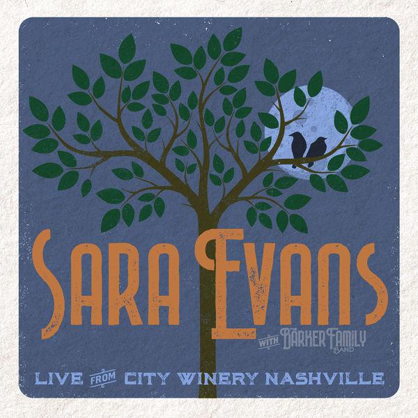 Sara Evans - A Little Bit Stronger (Live from City Winery Nashville)