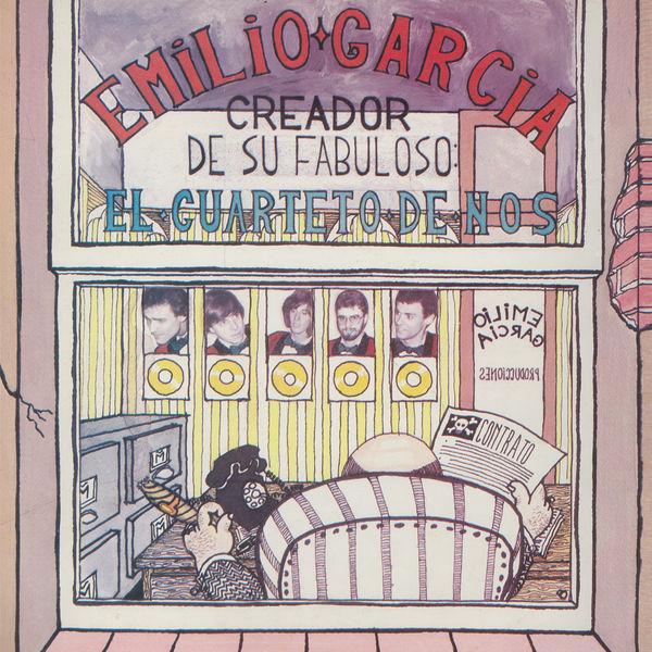 El Cuarteto De Nos - Emilio García