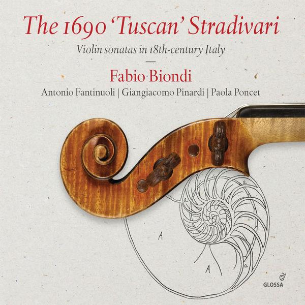"""Fabio Biondi - The 1690 """"Tuscan"""" Stradivari"""