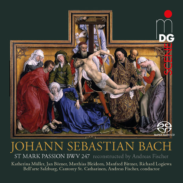 Cantorey St. Catharinen - Bach: St. Mark Passion, BWV 247
