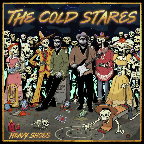 The Cold Stares|Heavy Shoes