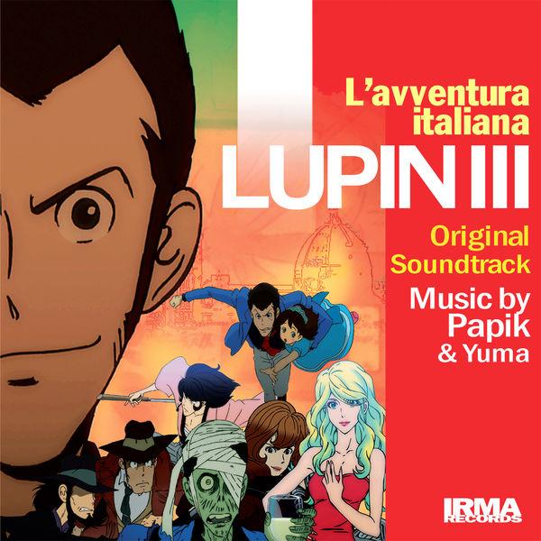 Papik - Lupin III