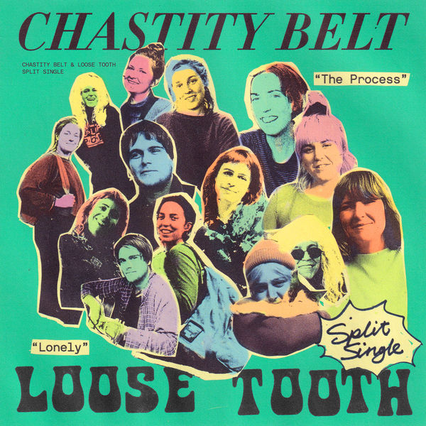 Chastity Belt - The Process / Lonely