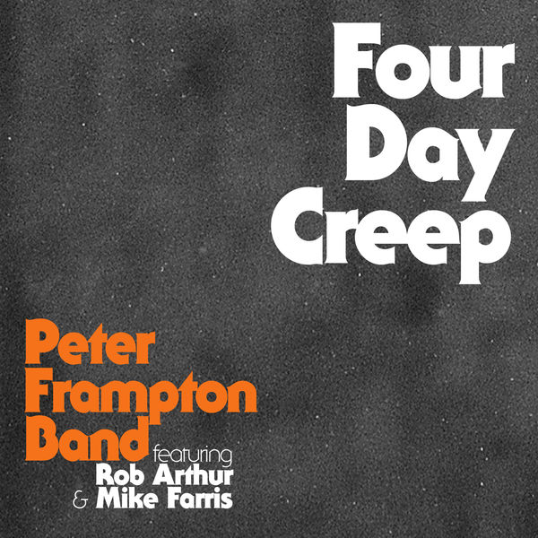 Peter Frampton - Four Day Creep