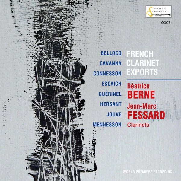 Beatrice Berne|French Clarinet Exports