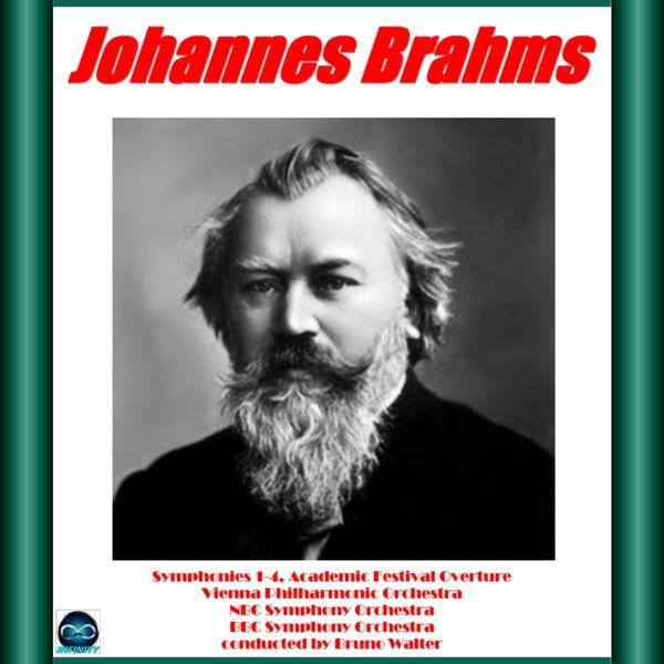 Bruno Walter - Brahms: Symphonies 1-4, Academic Festival Overtur