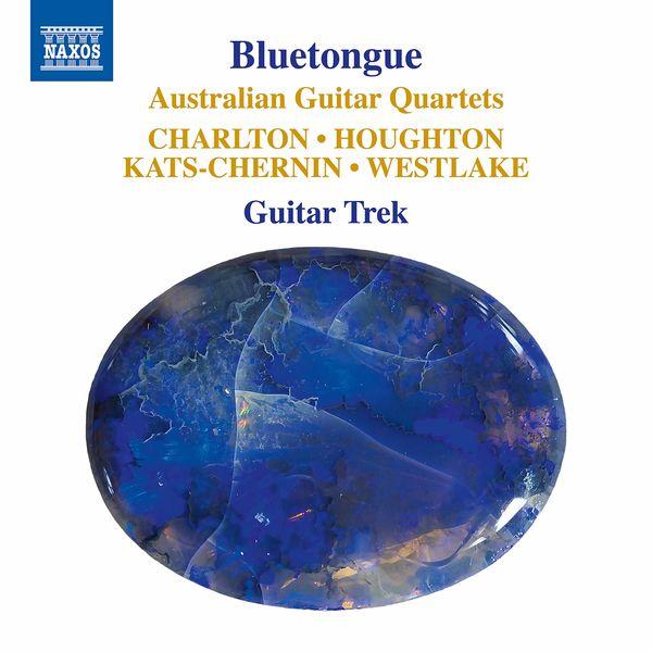 Guitar Trek - Bluetongue