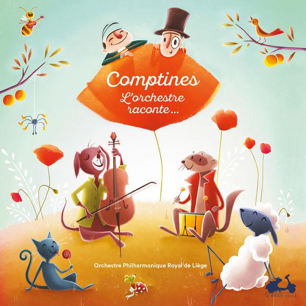 Jean-Pierre Haeck - Comptines: L'Orchestre raconte…