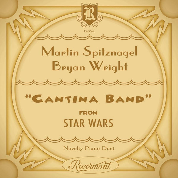 Martin Spitznagel - Star Wars: Cantina Band in Ragtime