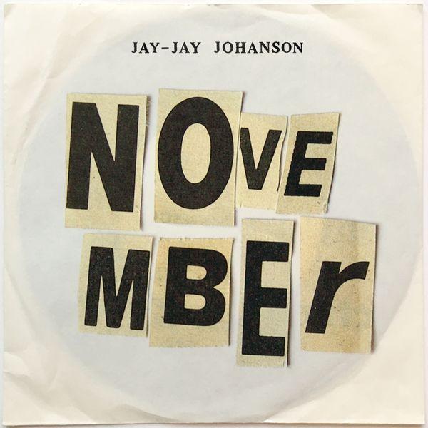 Jay-Jay Johanson - November