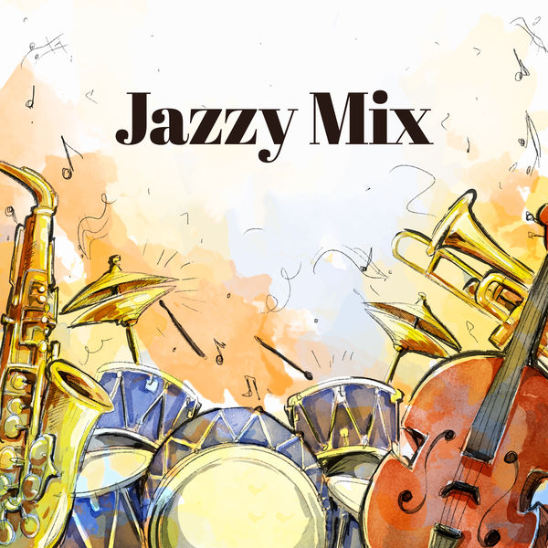 Relaxing Instrumental Jazz Ensemble - Jazzy Mix - 15 Jazz Pieces in Various Styles