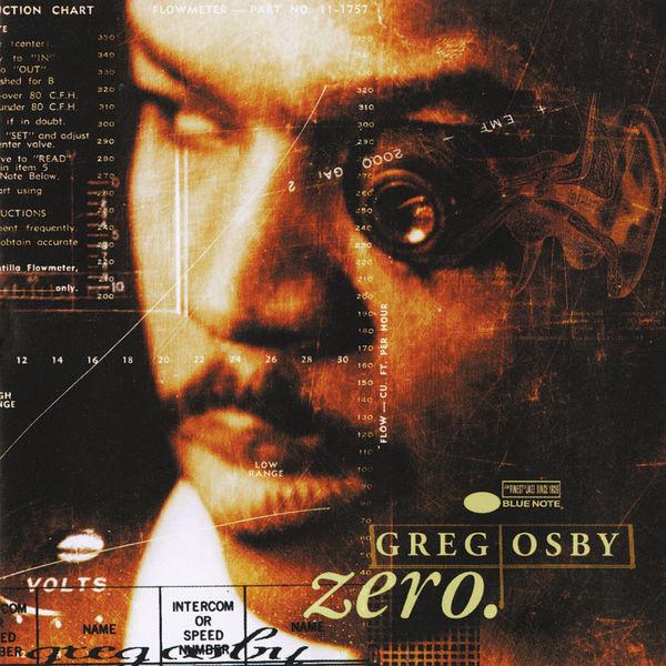 Greg Osby - Zero