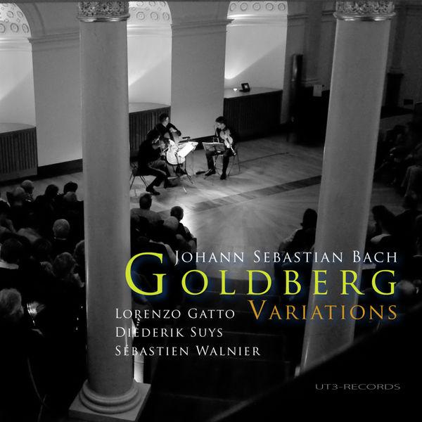 Lorenzo Gatto|Bach: Goldberg Variations, BWV 988